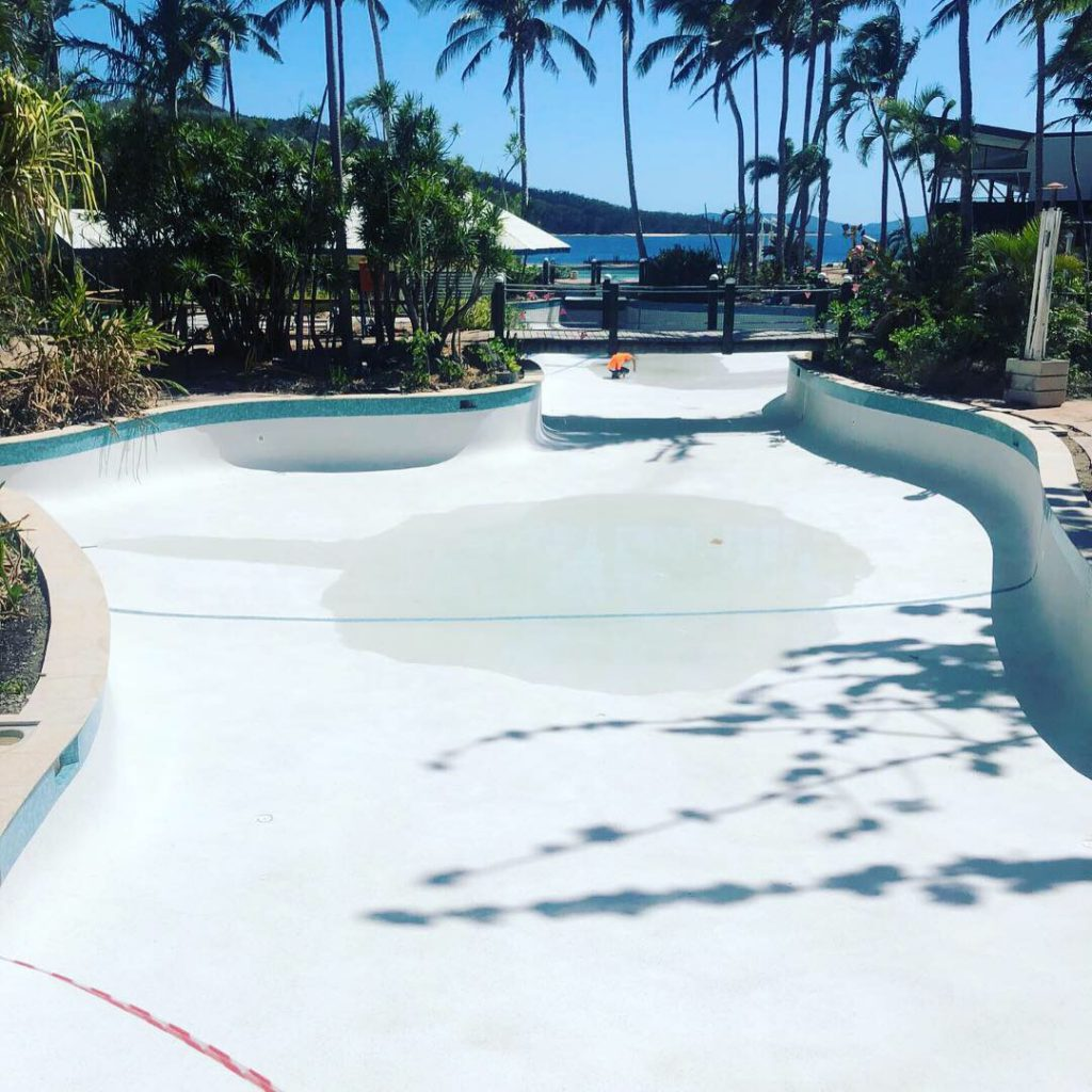 pool renovation whitsundays