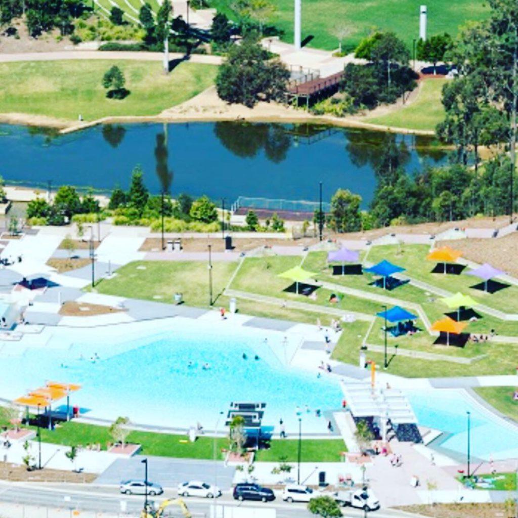 pool interior installations Brisbane