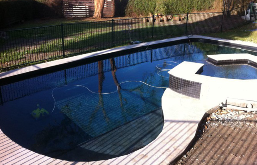 Photo of the completed project, Manly pool refurbishment, Manly pool refurbishment