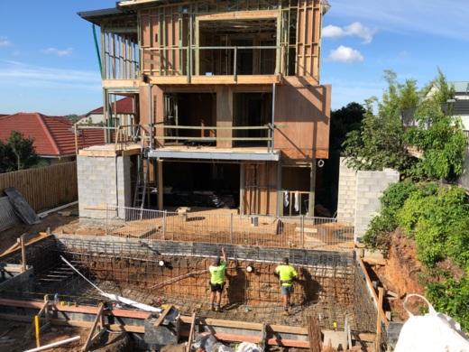 pool construction hamilton