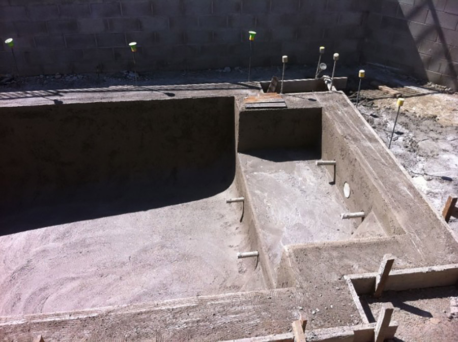 Photo of the project in progress