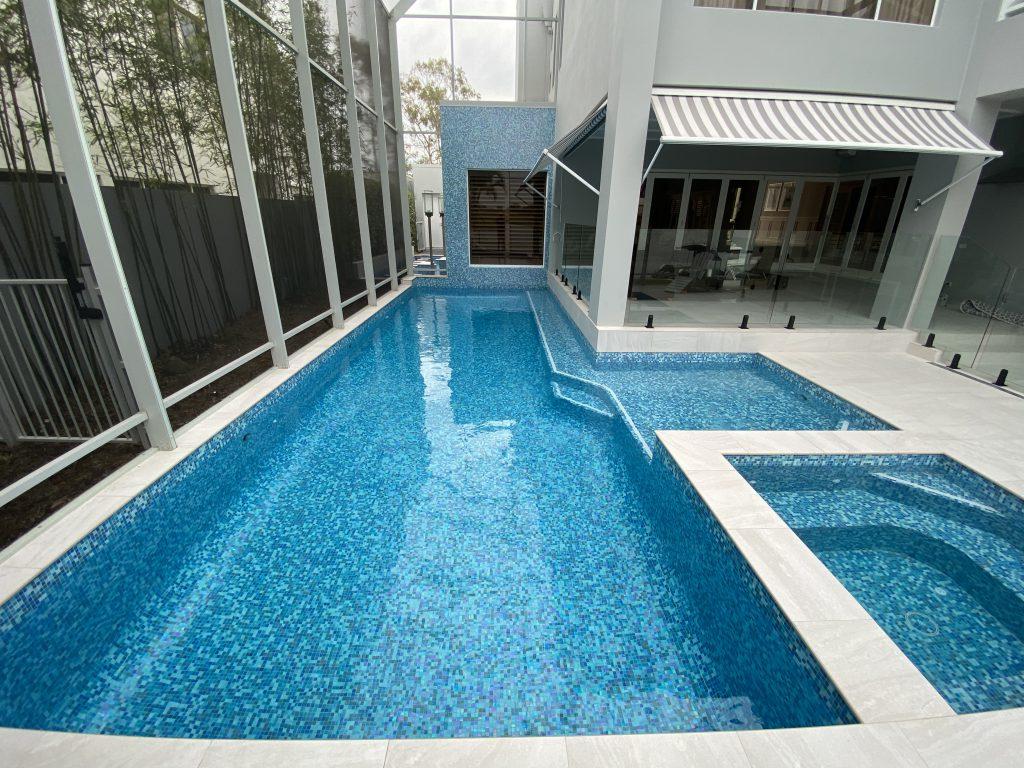 pool renovation sanctuary cove