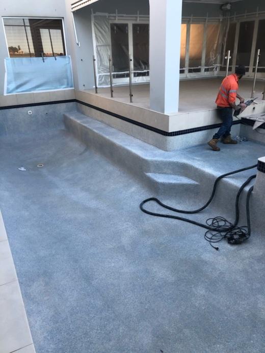 pool restoration hope island