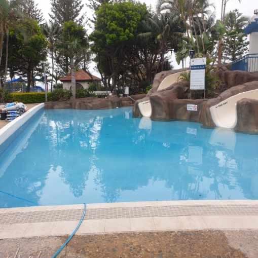 pool resurfacing gold coast resort
