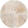 Travertine Linen Stone Coping Tile